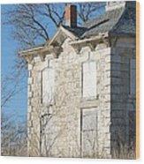 Israel Beetison House No. 4 Wood Print