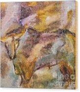 Istrian Bull -  Boshkarin Wood Print