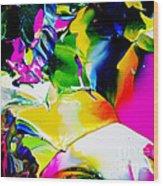 Botanical # 1218 Wood Print