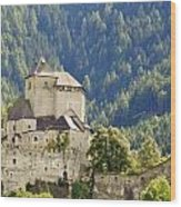 Italy Castles Wood Print