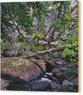 Ivanhoe Serenity Wood Print