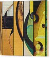 j HOT 17 Wood Print