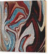 Jaar Wood Print