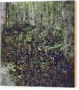 Jack Kell's Woods Wood Print