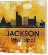 Jackson Ms 3 Wood Print