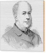 Jacob Pleydell-bouverie (1815-1889) Wood Print