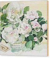 Jacqueline Du Pre Wood Print
