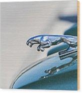 Jaguar Wood Print