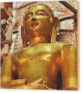 Jain Temple Amarkantak India Wood Print