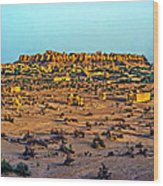Jaisalmer Wood Print