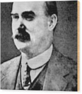 James Connolly (1870-1916) Wood Print