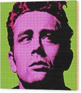 James Dean 003 Wood Print