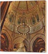 James Garfield Tomb Wood Print