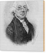James Wilson (1742-1798) Wood Print