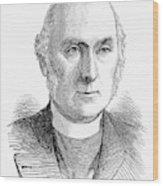 James Woodford (1820-1885) Wood Print