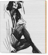 Janet Wood Print