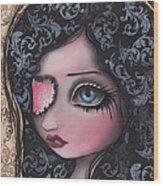 Jaqueline Wood Print