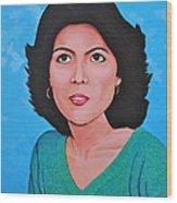 Jasmina Wood Print