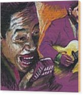 Jazz Songer Wood Print