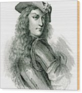Jean Cavalier  French Insurgent, Leader Wood Print