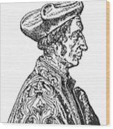 Jean Fernel (1497-1558) Wood Print