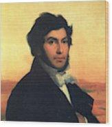 Jean-francois Champollion (1790-1832) Wood Print