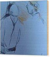 Jeannette En Barbara Wood Print