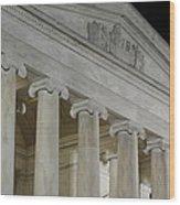 Jefferson Memorial - Washington Dc - 01131 Wood Print