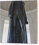 Jefferson Memorial2 Wood Print
