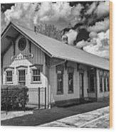 Jefferson Station 7k02041b Wood Print