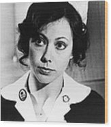 Jenny Agutter In An American Werewolf In London  Wood Print