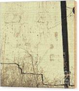 Jericho Wood Print