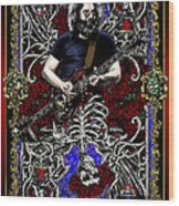 Jerry Card Wood Print
