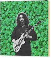 Jerry Clover 1 Wood Print