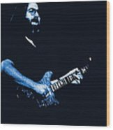 Jerry Sings The Blues 1978 Wood Print