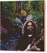 Jerry's Mountain Music 7 Wood Print