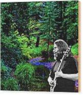 Jerry's Sunshine Daydream 2 Wood Print
