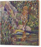 Jerrys Tiger Wood Print
