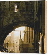 Jerusalem - The Holy City Wood Print