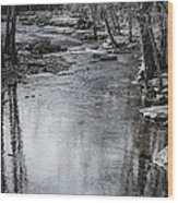 Jessamine Creek Wood Print