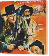 Jesse James At Bay, Us Poster, Roy Wood Print