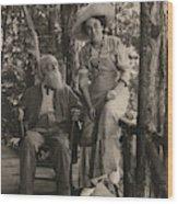 Jessie Tarbox Beals(1870-1942) Wood Print