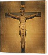 Jesus 2  Wood Print