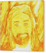 Jesus Is The Christ The Holy Messiah 1 Wood Print