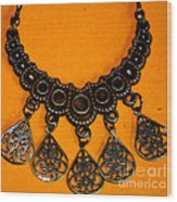 Jewelry Photography 1 Wood Print