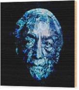 Jiddu Krishnamurti Wood Print