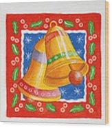 Jingle Bells Wood Print