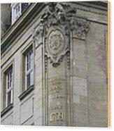 Johann Maria Farina Factory 1709 Cologe Germany Wood Print