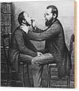 Johann Nepomuk Czermak (1828-1873) Wood Print