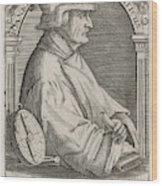 Johann Stoffler (1452 - 1531) German Wood Print